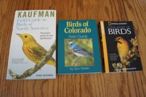 Three field guides